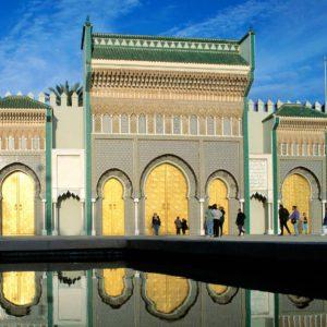 Edifice-Morocco