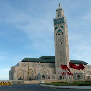 Mosque-Morocco