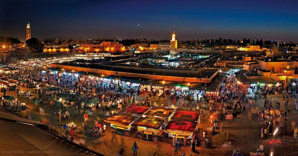 6 days From Casablanca to Marrakech and Fes