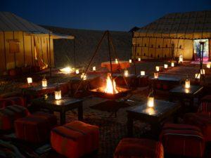 8 Days Tour from Tangier to Marrakech through desert